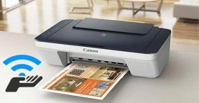 Как зарегистрировать принтер Canon?