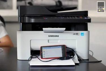 Как подключить принтер к телефону через OTG?