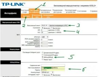 Как подключится к модему TP Link?