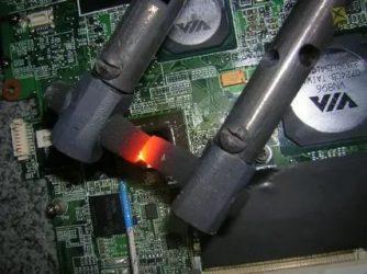 Как прогреть видеокарту на ноутбуке?