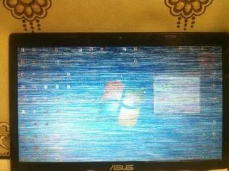 Почему мерцает экран на ноутбуке?