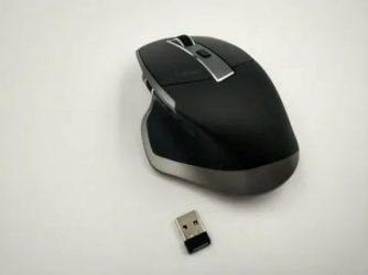 Как подключить беспроводную мышь a4tech?
